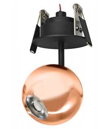 Pendant lamp BORA 8.5 W by Beneito Faure