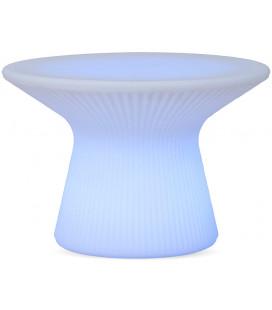 Mesa de centro con luz CAPRI 75 de Newgarden