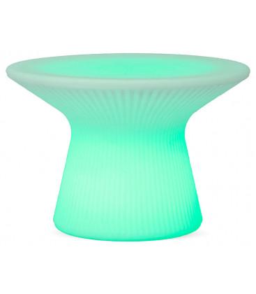 Mesa de centro con luz CAPRI 40 de Newgarden