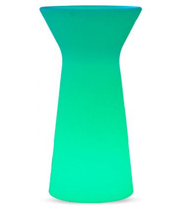 Mesa de centro con luz CAPRI 110 de Newgarden