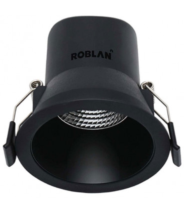 Downlight LED ALL IN 6W dimmable TRIAC de Roblan