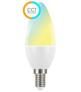 Vela LED IOT tonalidad regulable de Roblan