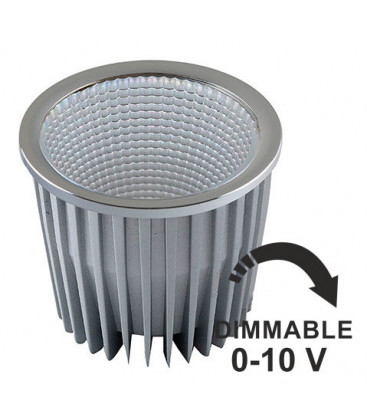 Downlight YLD-220V CRI97 35W 111mm dimmable 0-10V by YLD