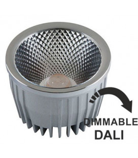 Downlight YLD-220V CRI97 20W 95mm dimmable DALI by YLD