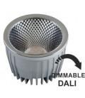 Downlight YLD-220V CRI97 20W 95mm DALI de YLD