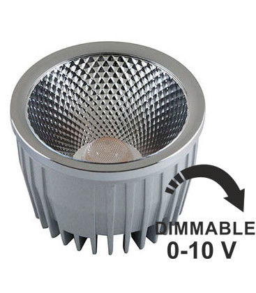 Downlight YLD-220V CRI97 20W 95mm dimmable 0-10V by YLD