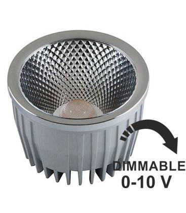 Downlight YLD-220V CRI97 20W 95mm dimmable 0-10V de YLD