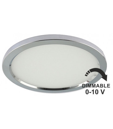Round downlight dimmable 0-10V LC1482R by YLD