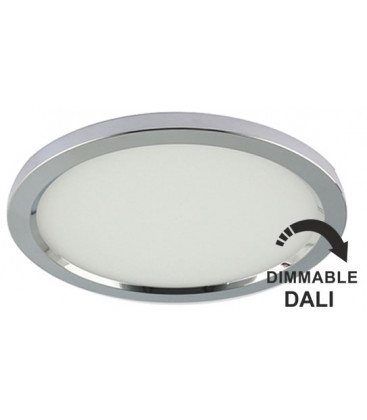 Round downlight LC1482R dimmable DALI by YLD