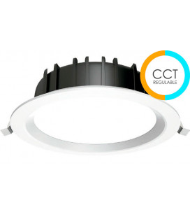 Downlight LED IOT adjustable color by Roblan