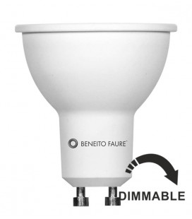 NARROW 7W dimmable GU10 LED by Beneito Faure