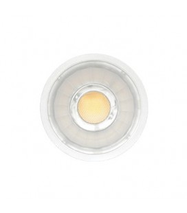 Dicroica LED HOOK GU10 Potencia 6W de Beneito Faure 616 LM. Garantia: 5 años.
