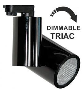 Luminaire sur rail LC1562 35W CRI97 dimmable TRIAC de YLD