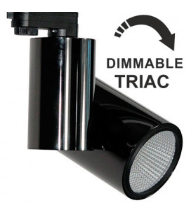 Track lighting LC1562 35W CRI97 dimmable TRIAC by YLD