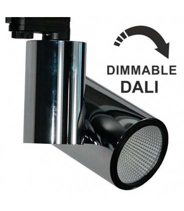 Track lighting LC1562 35W CRI97 dimmable DALI by YLD