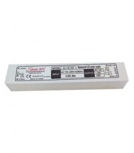 Driver for LED potencia:15W Strip to 12V IP67 Roblan