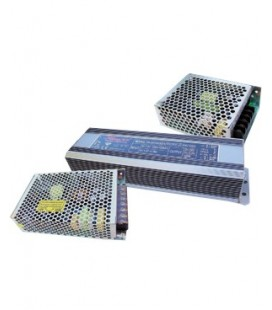 Driver for LED potencia:200W Strip to 24V IP20 Roblan