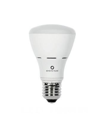 LED ampoule réflecteur R63 coulot E27 puissance 8W de Beneito Faure