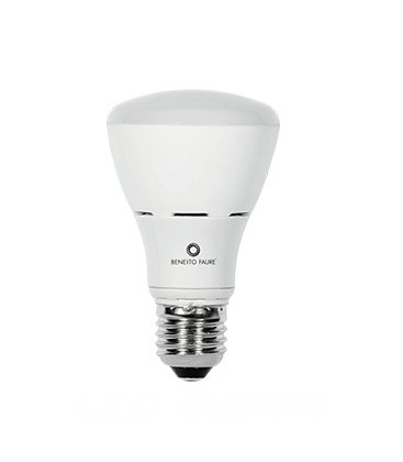 LED bulb E27 reflector R63 8W Power Beneito Faure