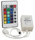 Driver color LED Strip RGB 24 keys 5-12V Roblan