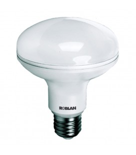 LED bulb reflector R90 E27 power 15W of Roblan