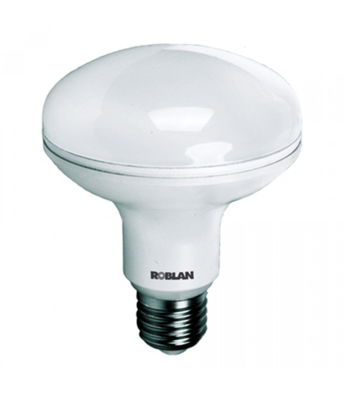 Bombilla led reflectora r90 de 15w de roblan - Caracteristicas bombillas led ...