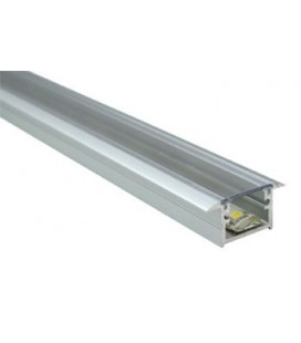 Aluminum profile for recessed model LEIRO size XL