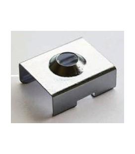 Pince de fixation en acier inoxydable pour profil valide pour modèle PERBES XL