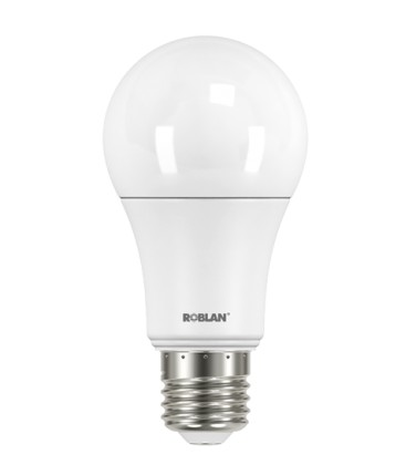LED SKY A60 9W or 10W E27 of Roblan