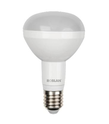 Bombilla LED R80 10W conexión E27 de Roblan