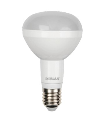 Lumière de connexion ampoule LED R80 10W E27 Roblan