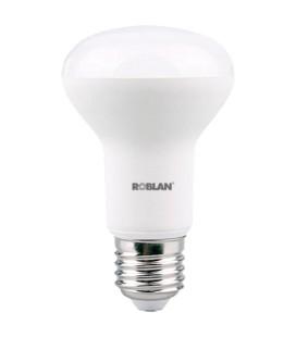 Bombilla LED R63 8W conexión E27 de Roblan