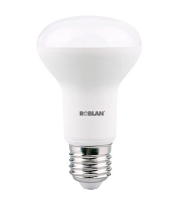 Connexion de 8W ampoule LED R63 E27 Roblan la lumière