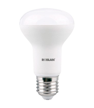 Light bulb LED R63 8W connection E27 Roblan