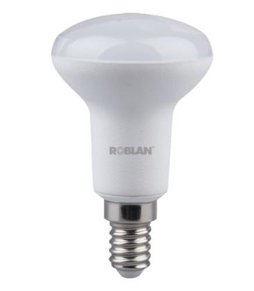 Bombilla LED R50 6W conexión E14 de Roblan