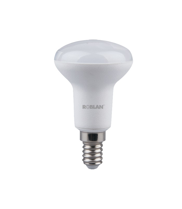 light bulb led r50 6w e14 connection roblan. Black Bedroom Furniture Sets. Home Design Ideas