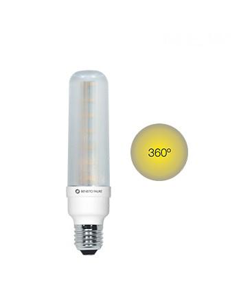 Lámpara PL T40 10W con conexión E27 de Beneito Faure