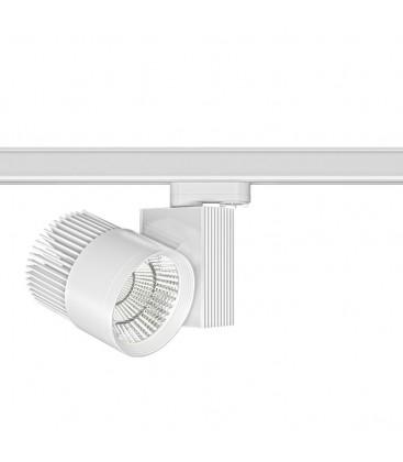 Projecteur à LED BENEITO Faure rail rhum 33W