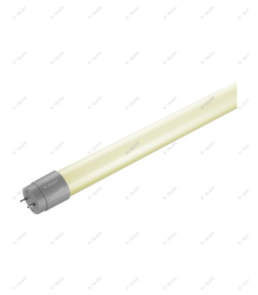 Tube LED BAKE bakery connection G13 yellow Roblan