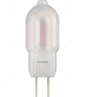 Bombilla LED SKY G4 1,2W a 12V optica 360º de Roblan