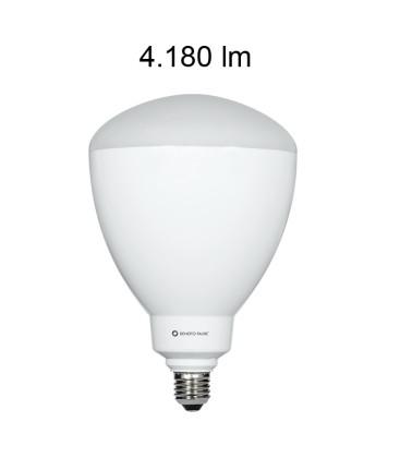 Lampara LED CUP 45W conexión E40/E27 Optica100º de Beneito Faure