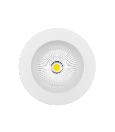 Downlight LED SHOT round 10W Beneito Faure