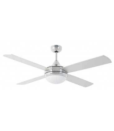 Fan with light Icaria diameter 213cm 4 rackets 2XE27 20W lighthouse