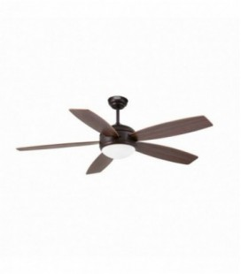 Fan with light Vanu diameter 213 cm 5 blade 1L E27 60W of Faro