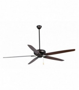 Fan without light Nisos diameter 178cm 5 Palas de Faro