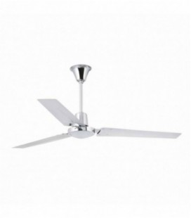 Fan without light Indus diameter 140cm 3 Palas de Faro