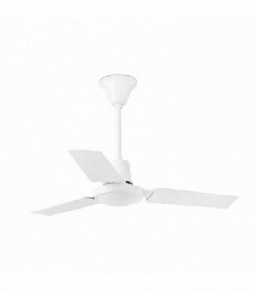 Fan without light Mini Indus diameter 92 cm 3 Palas de Faro Barcelona