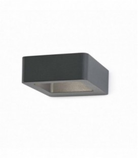Das apply dark grey Cob LED 5W 3000 K