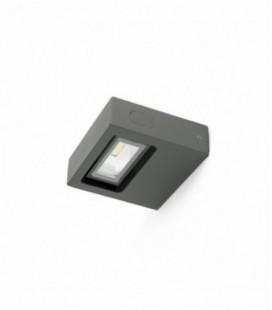Taima appliquer foncé gris LED 6W 3000K