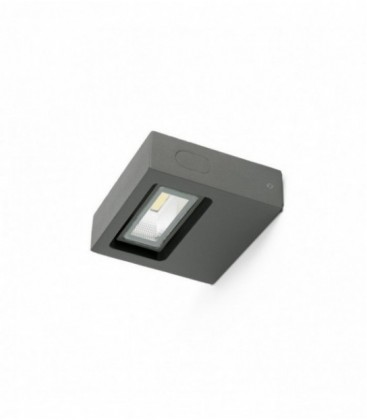 Taima apply dark grey LED 6W 3000K